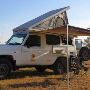 landcruiser bushcamper