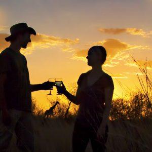 honeymoon huwelijksreis afrika