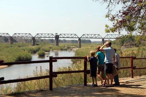 lower sabie kruger park zuid-afrika