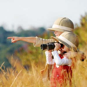 Safari kinderen