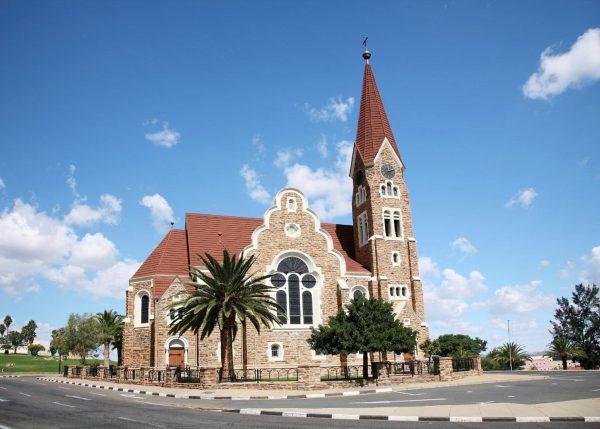 windhoek christus kirche