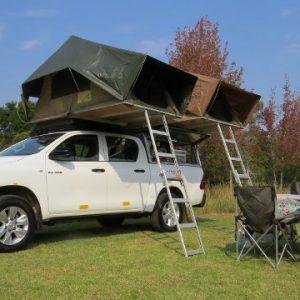 Toyota Hilux double cab 2 daktenten