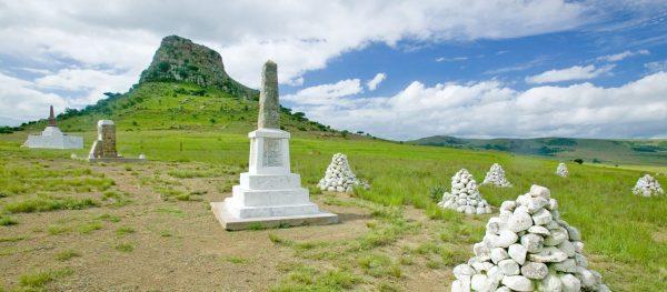 battlefields Zuid-Afrika