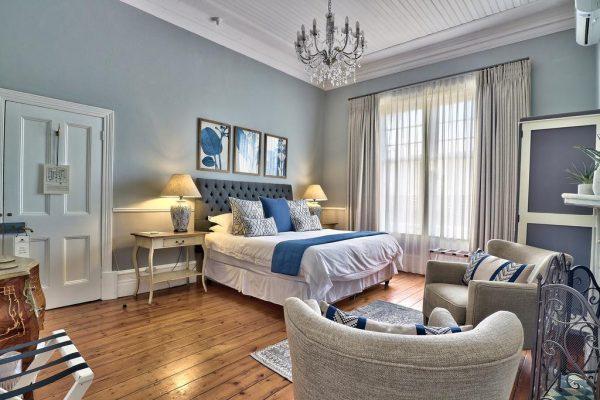 Kamer bij Parker Cottage in Kaapstad