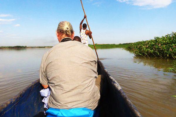 kano safari in Udzungwa