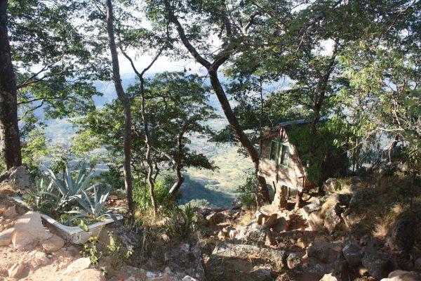 Chalet bij mushroom Farm groepsreis malawi