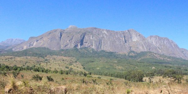 Mulanje gebergte groepsreis malawi